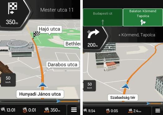 igo android magyarország térkép iGO Navigation 9.1.9.2 + teljes Magyarország térkép Android  igo android magyarország térkép